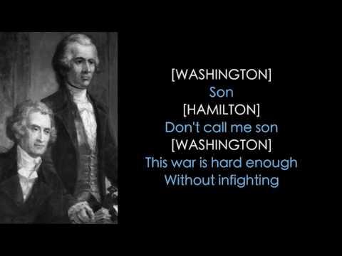 16. Hamilton Lyrics - Meet me inside