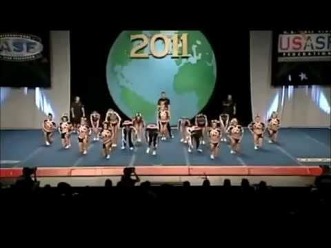 Tribe Chiefs - Small Limited Coed Worlds 2011