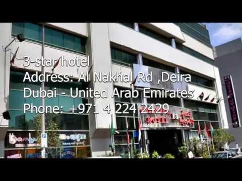 California Hotel - Dubai In Dubai - Hotel Booking Offers, Reviews ...
