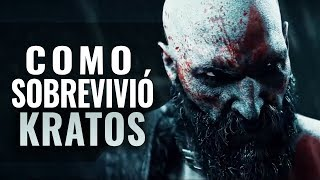 COMO SOBREVIVE KRATOS Y VIAJA A MIDGARD EN GOD OF WAR