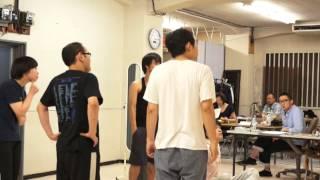 東京マハロ 番外公演「白戦<しろいくさ>」 脚本・演出・出演=矢島 弘...