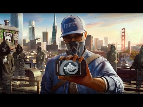 Watch Dogs 2 Official Remote Access: DedSec and Hacking Trailer