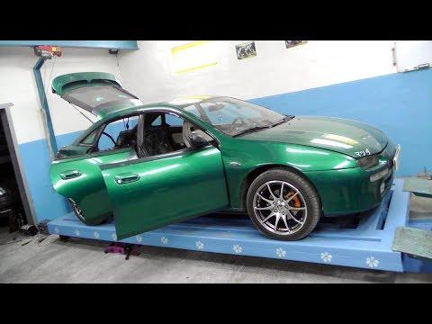 Mazda 323F.  Обзор повреждений.