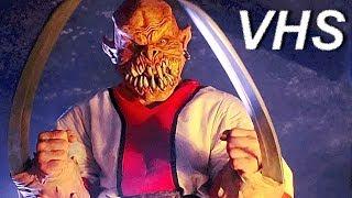 Смертельная битва 2: Истребление (трейлер) - русский и ламповый - VHSник
