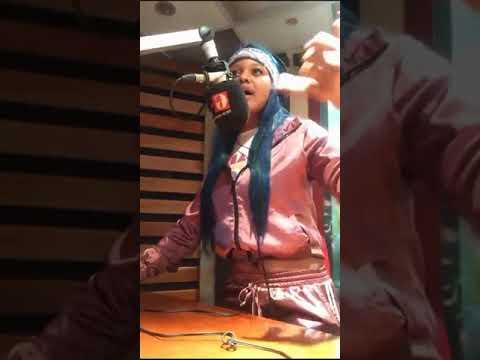 Babes Wodumo Explains How She and Ntando Duma came up with the song 'Jiva Phez'kombhede'