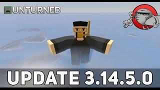 Unturned 3.0 - Дайвинг (Обновление 3.14.5.0)