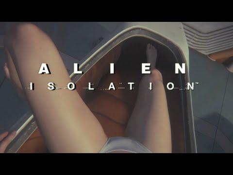 ALIEN THIGHSOLATION [ALIEN ISOLATION] [GAMEPLAY]