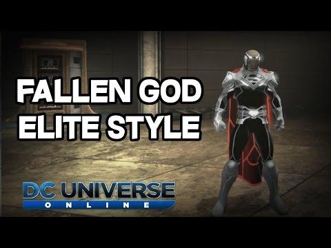 DCUO - Fallen God Elite Style