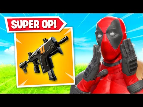 *NEW* RAPID FIRE SMG Is OP In Fortnite! (HOW TO GET IT)