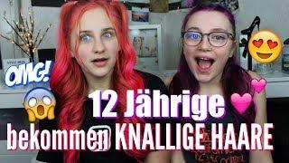 Ich färbe 12 Jährigen die haare KNALLBUNT mit directions ♥ |Cecelicious