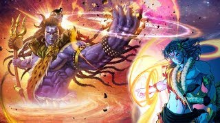 Why did Lord Shiva fight with Lord Krishna?