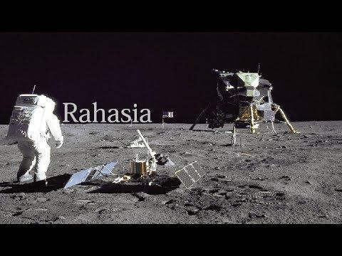 inilah Fakta Rahasia Pendaratan Manusia di Bulan yang Mungkin Belum Anda Ketahui !