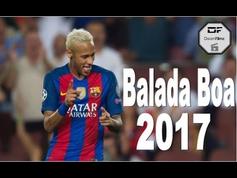 Neymar skills | Balada Boa HD - video dailymotion