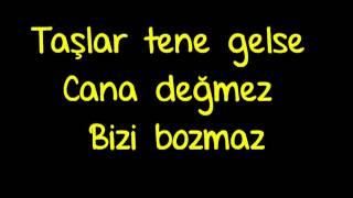 Hadise   Biz Burdayız   Lyrics HD   YouTube