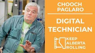 Chooch Pagalaro - Digital Technician