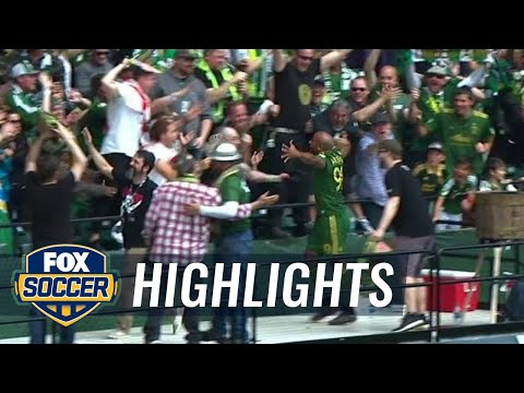 Portland Timbers vs. LAFC | MLS Highlights | FOX SOCCER