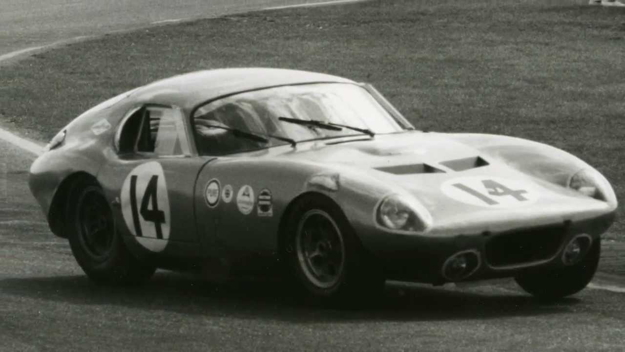 Free Car History Report >> THIS CAR MATTERS: 1964 Shelby Daytona Cobra Coupe - YouTube