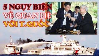 5 luận điệu ngụy biện về quan hệ của Việt Nam với Trung Quốc