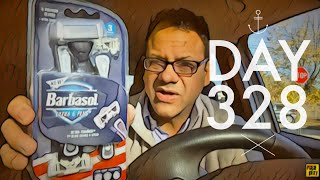 day 328 | Barbasol Ultra 6 Plus Razors