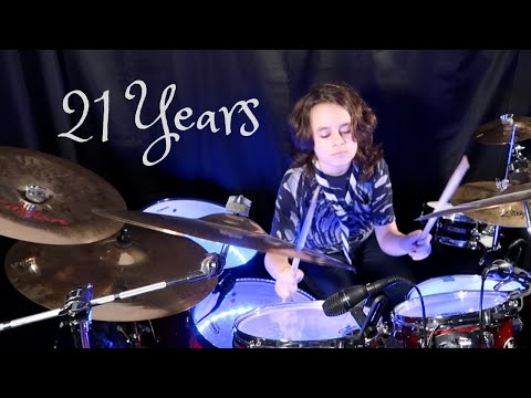 TobyMac - 21 Years - Drum Cover - Truett McKeehan Tribute