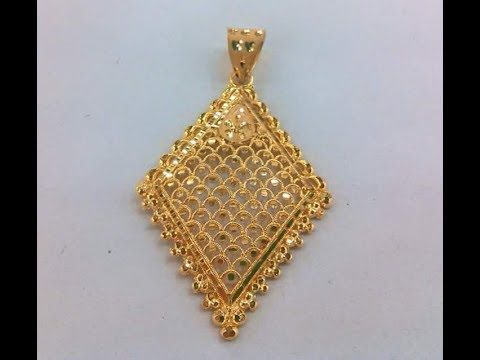 Beautiful pendant designs in gold youtube beautiful pendant designs in gold mozeypictures Image collections