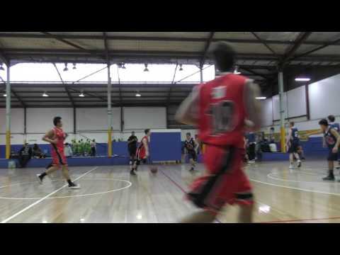 UBL TV Sydney Basketball Institute Vs Central Bulls
