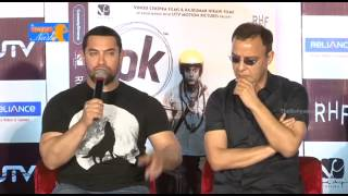 PK Movie DVD Launch With Amir khan And Raju Hirani Part 3
