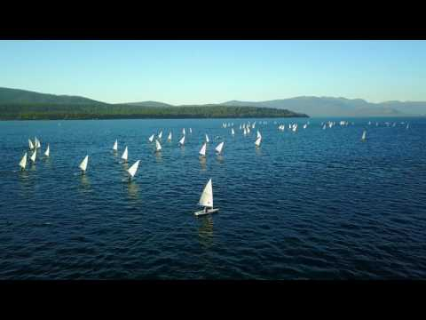 2017 Laser National Championships and Singlehanded Championships at the Tahoe Yacht Club