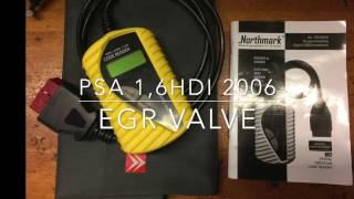 citroen 1 6 hdi egr valve replace