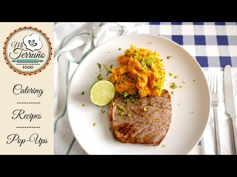 Zesty and Spicy Sweet Potato Mash Recipe