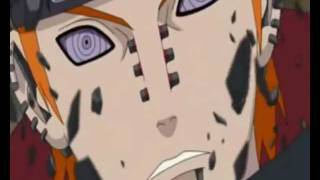 Naruto vs Pain Full Fight [Down with the Sickness]