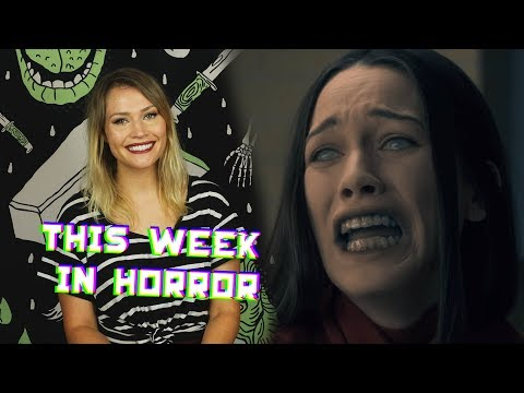 Retro Nightmares, Evil Dead, The Haunting of Hill House - This Week in Horror September 24, 2018 -
