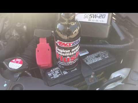 Amsoil Motor Flush Test/Review