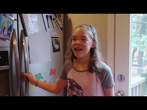 Life with Ehlers Danlos Syndrome: Savannah exploded the microwave