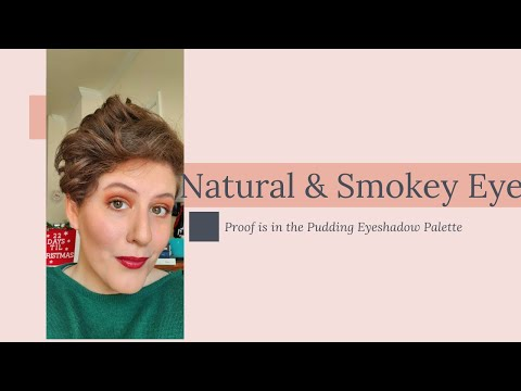 NEUTRAL DAYTIME SMOKEY EYE TUTORIAL | Step-by-step guide using Proof is in the Pudding Palette