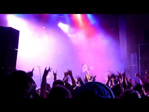 Hatebreed: Dead Man Breathing - Manchester Academy 2, 30/4/13