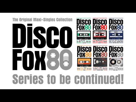 DiscoFox80 Series | The Original Maxi-Singles Collection