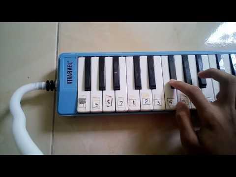 Doraemon No Uta ( Opening Lagu Doraemon ) pianika ver