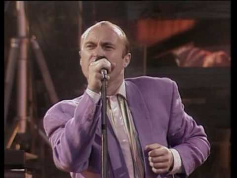 Phil Collins Serious Hits... Live! Berlin 1990 HQ