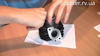 Как сделать развертку цилиндра Scooter.rv.ua