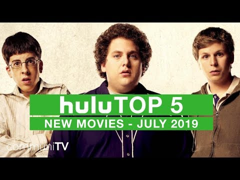 TOP 5: New Movies On Hulu - July 2019
