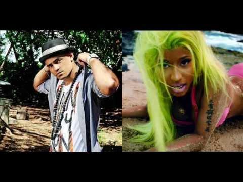 Mohombi - Starships (Demo For Nicki Minaj) (Prod By RedOne)