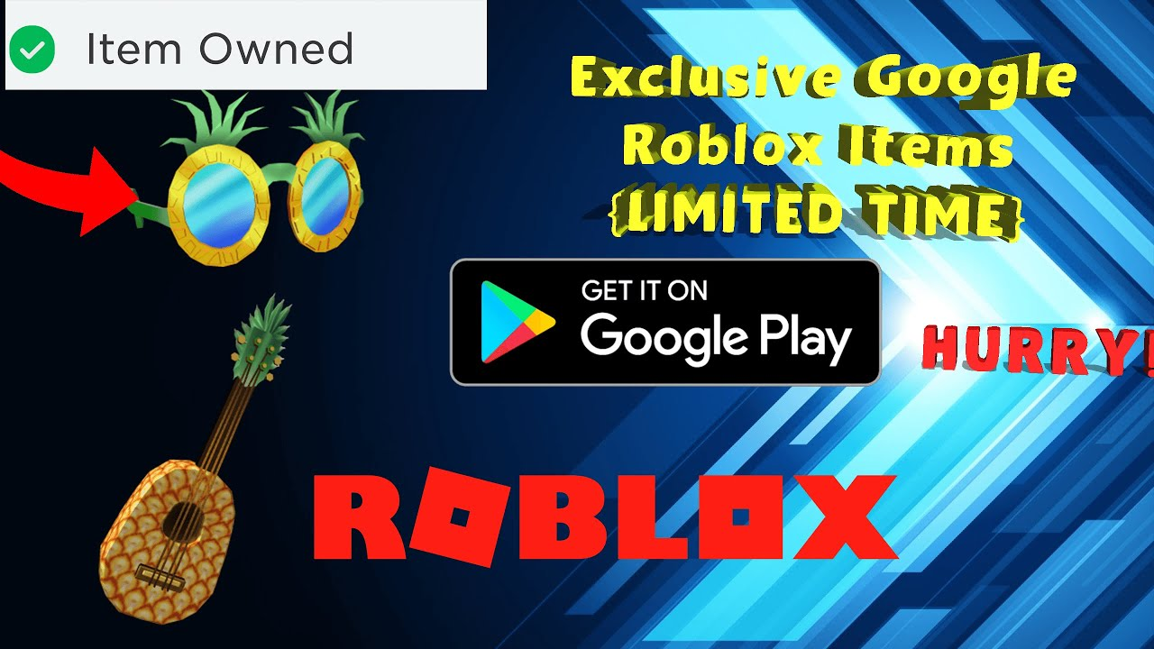 How to get the Pineapple items on Roblox