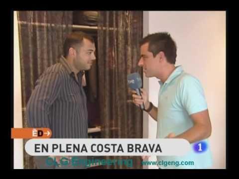 CLG ENGINEERING, Casas diferentes en  TVE, España Directo