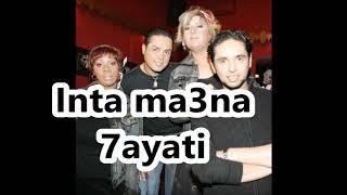"KUWAIT Guitara/ Ya Ghali/Lyrics/كلمات أغية جتارا ""يا غالي""/French/ English Sous-titres/Subtitles"