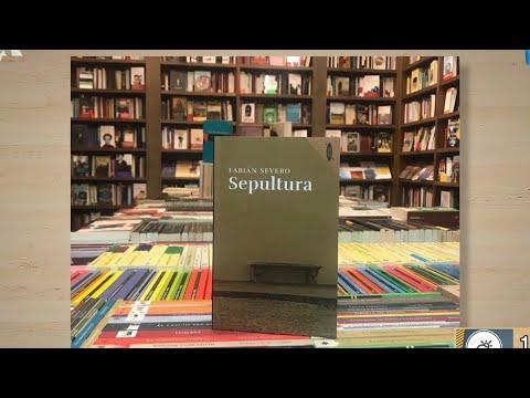 Fabián Severo: Presenta su nueva novela Sepultura