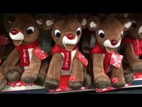 Christmas singing toys