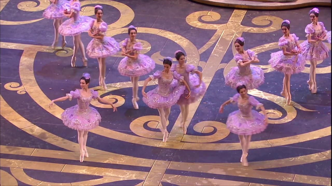 «СПЯЩАЯ КРАСАВИЦА» балет в кино. Отрывок