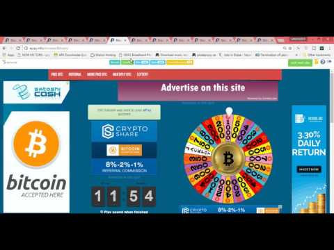 Top Free Highest Bitcoin Paying Website In 2018