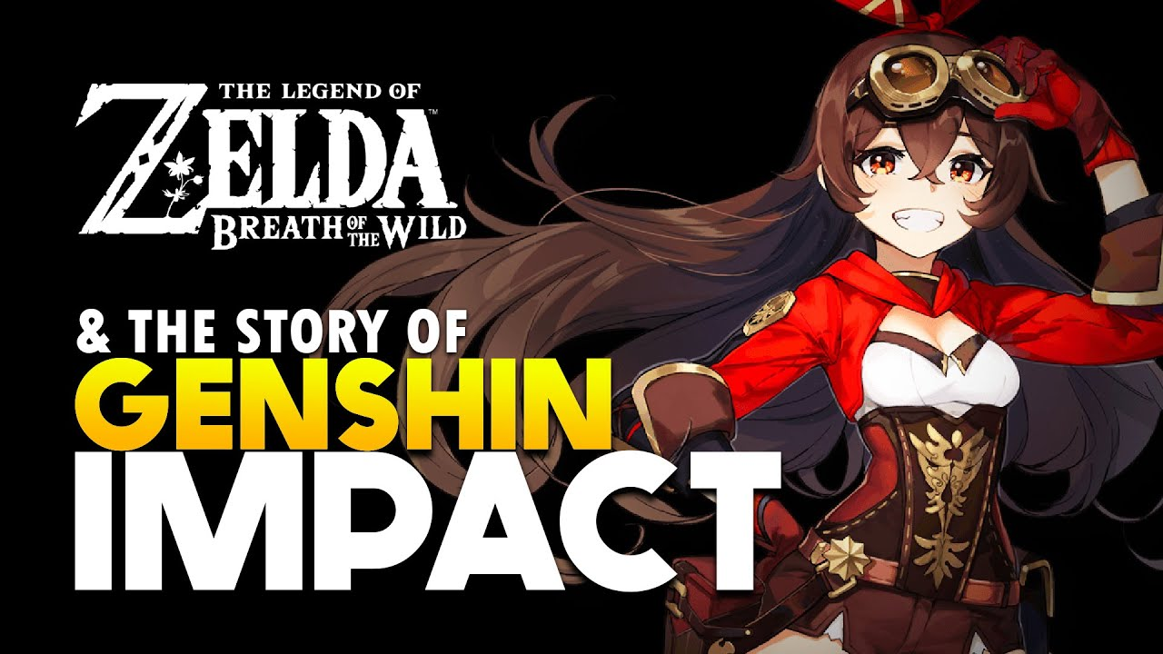 Let S Talk About That Breath Of The Wild Clone Genshin Impact